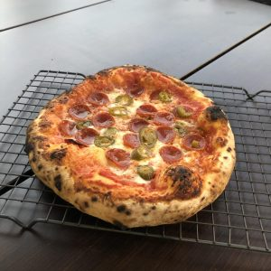 Pepperoni jalepeno pizza recipe