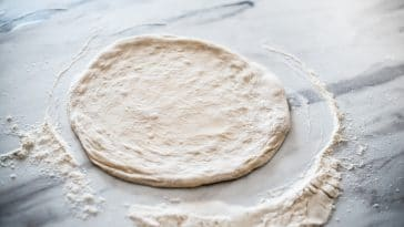 Neapolitan pizza dough recipe