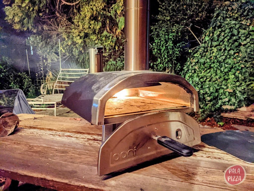 Ooni Fyra wood fired pizza oven hands-on review