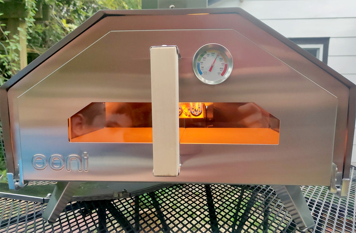 Ooni Pro Pizza Oven Review