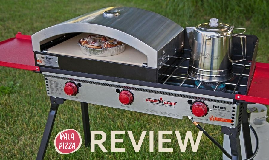 Camp Chef Pizza Oven Review