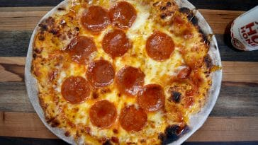 Hot honey pepperoni